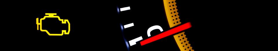 Luz da injeção eletrônica acesa: o que significa?