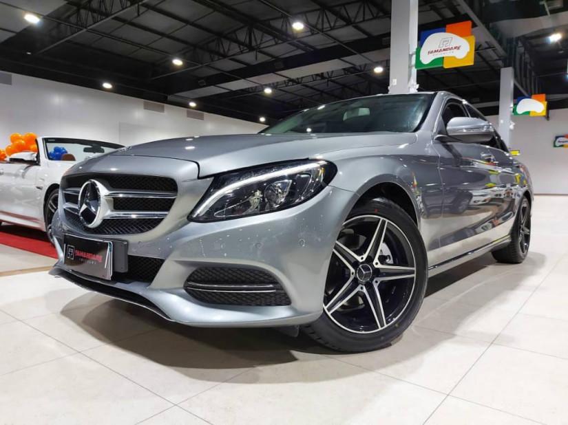 Mercedes-Benz C200 AVANTGARDE 2.0 TB 184CV - 14/15