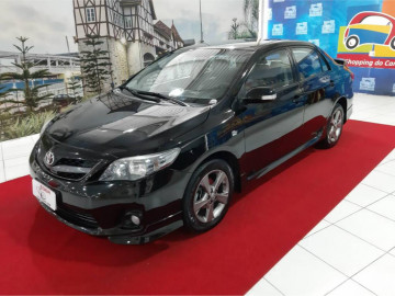 Toyota Corolla XRS - 12/13