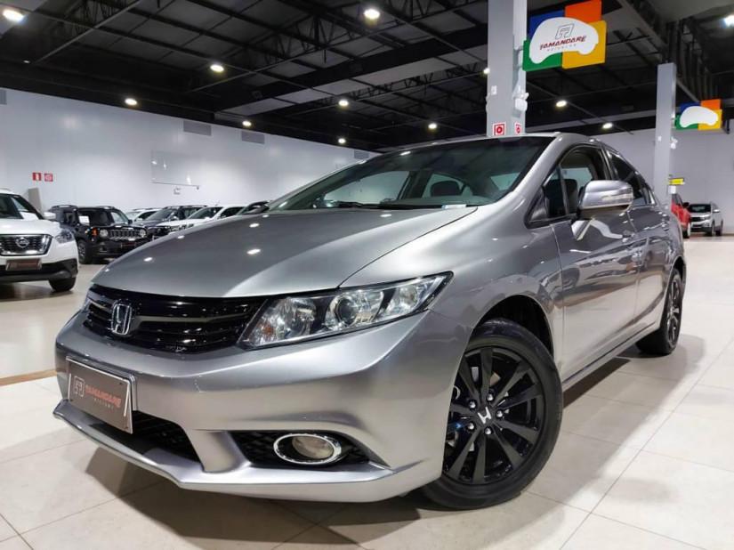 Honda Civic  2.0 LXR AT - 13/14