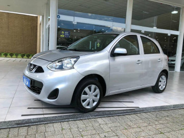 Nissan March S 1.0  77 CV - 16/17