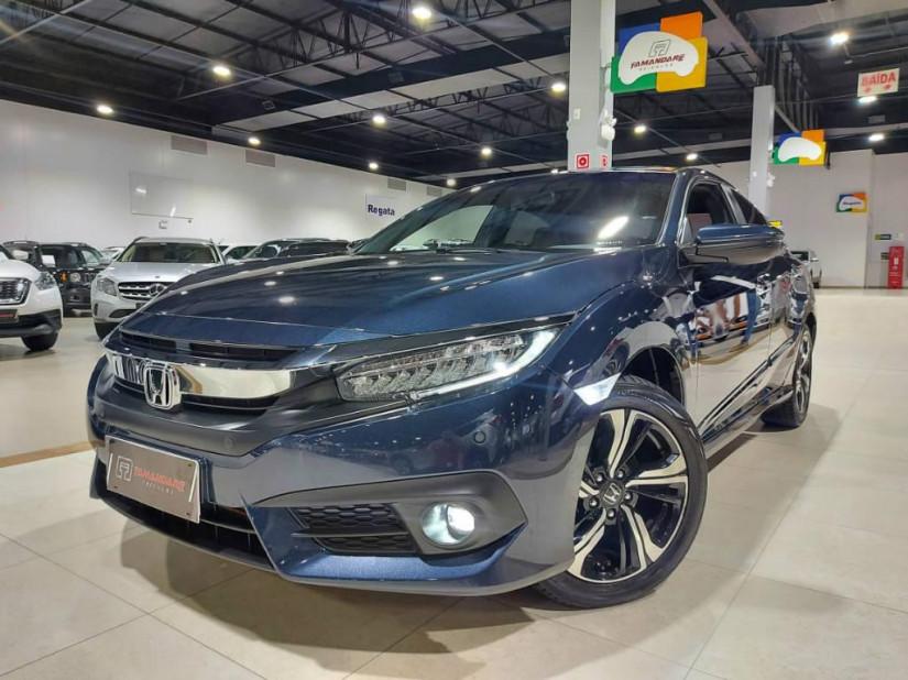 Honda Civic TOURING 1.5 Turbo 16V Aut.4p - 19/19