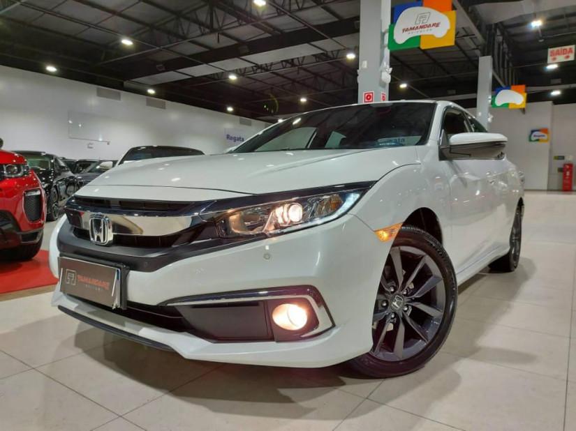 Honda Civic EXL 2.0 Flex 16V Aut - 20/20