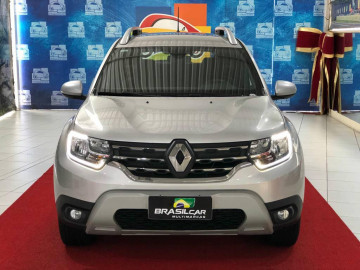 Renault Duster ICONIC 1.6 CVT - 20/21