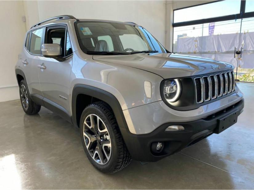 Jeep Renegade LONGITUDE 1.8 - 21/21