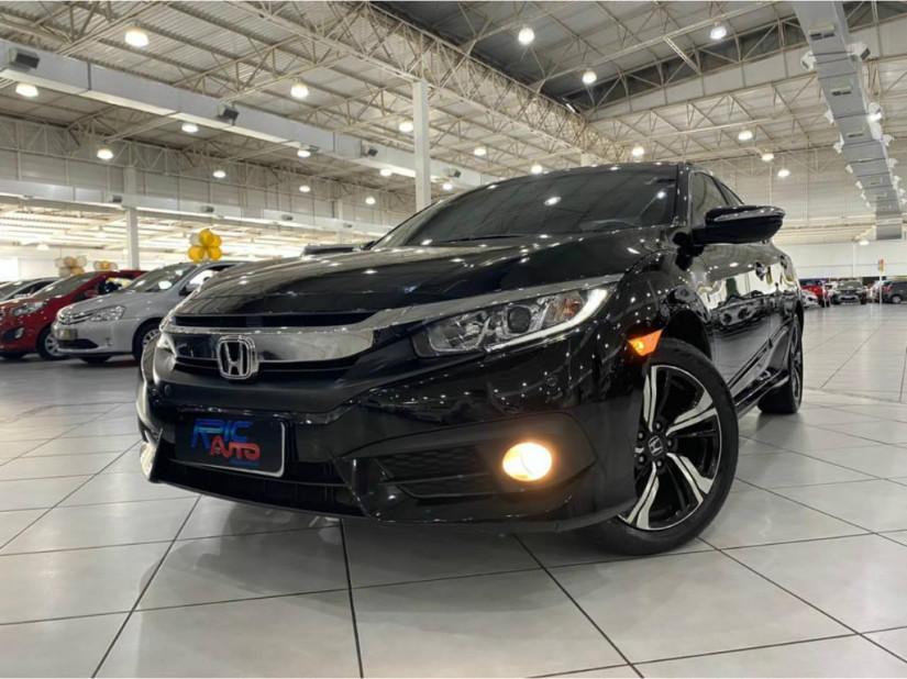 Honda Civic EXL 2.0 CVT - 19/19