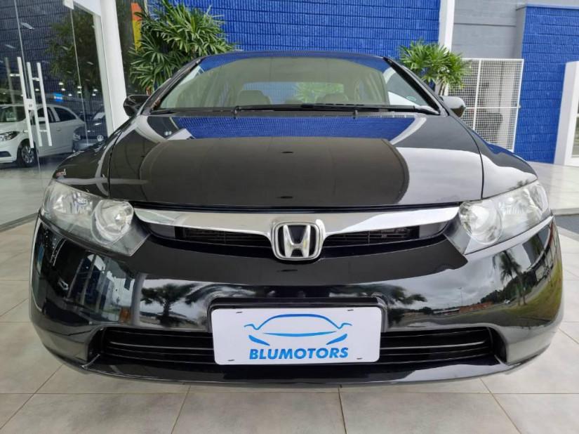Honda Civic 1.8 LXS MT - 08/08