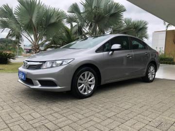 Honda Civic LXS 1.8 140 CV  - 12/13
