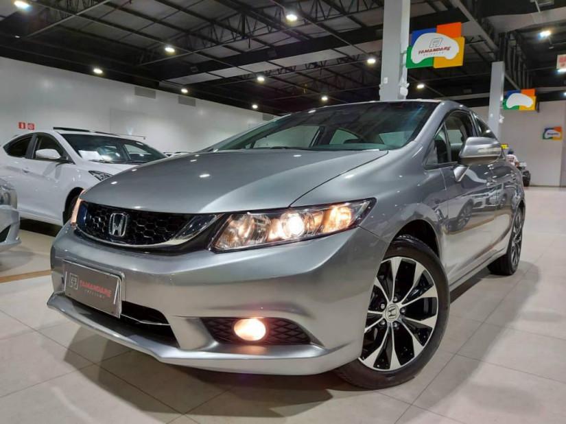 Honda Civic 2.0 LXR - 15/16