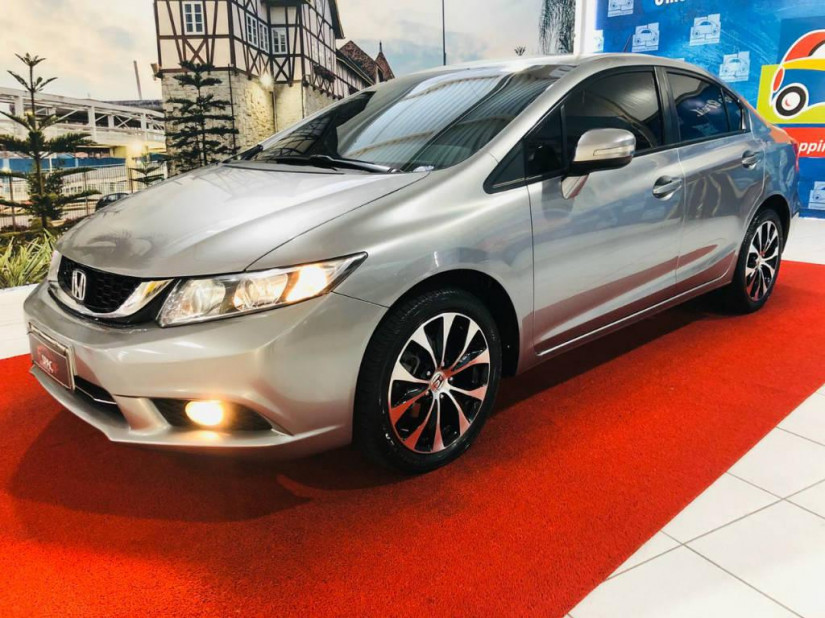Honda New Civic LXR - 14/15