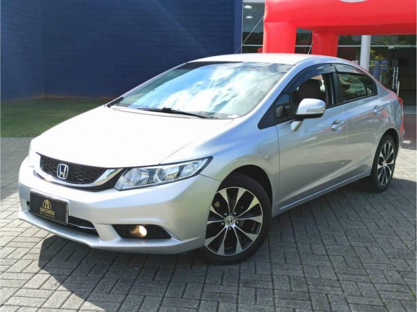 Honda Civic LXR - 14/15