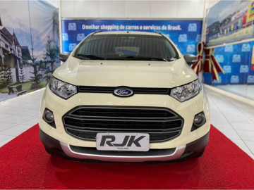 Ford EcoSport 1.6 FREESTYLE - 14/15