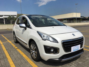 Peugeot 3008 GRIFFE THP - 14/15