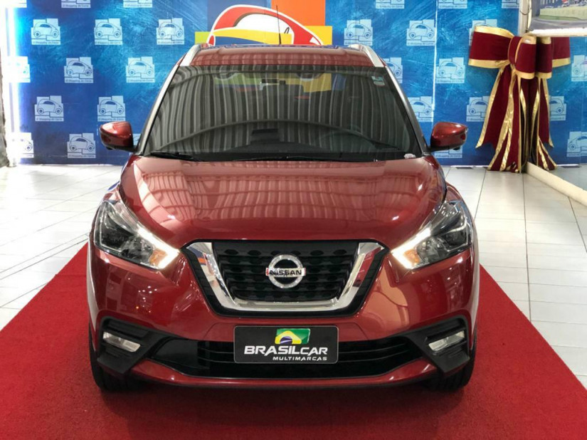 Nissan Kicks SL 1.6 Pack Tech - 19/20