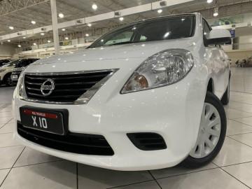 Nissan Versa 1.6 SV FLEX - 12/13