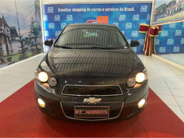 Chevrolet Sonic LT NB AT - 12/13