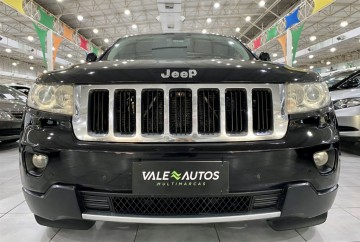 Jeep Grand Cherokee 3.6 LIMITED 4X4 V6 24V - 12/12