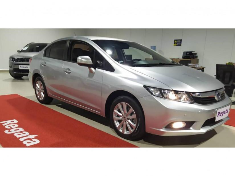 Honda Civic LXR AUTOMATICO - 13/14