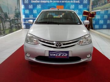 Toyota Etios 1.5 XLS FLEX  - 13/13