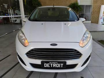 Ford New Fiesta Hatch TITANIUM - 14/14