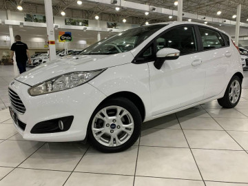 Ford New Fiesta Hatch SE 1.6 AUT. - 14/15