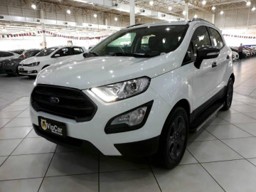 Ford EcoSport  FREESTYLE 1.5 12V Flex 5p Aut. - 18/19