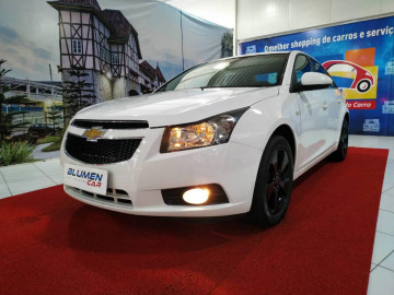 Chevrolet Cruze 1.8 LT SEDAN AUTOMATICO - 13/14