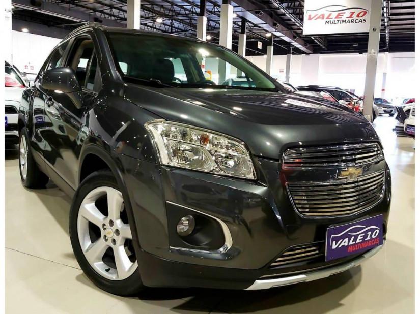 Chevrolet Tracker 1.8 MPFI LTZ 4X2 16V FLEX 4P AUTOMÁTICO - 14/15