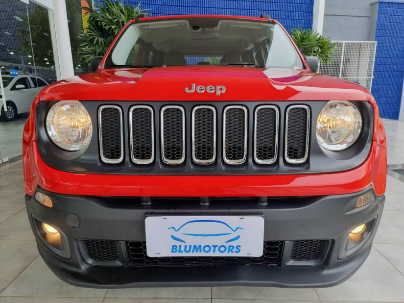 Jeep Renegade 1.8 Sport AT - 16/16