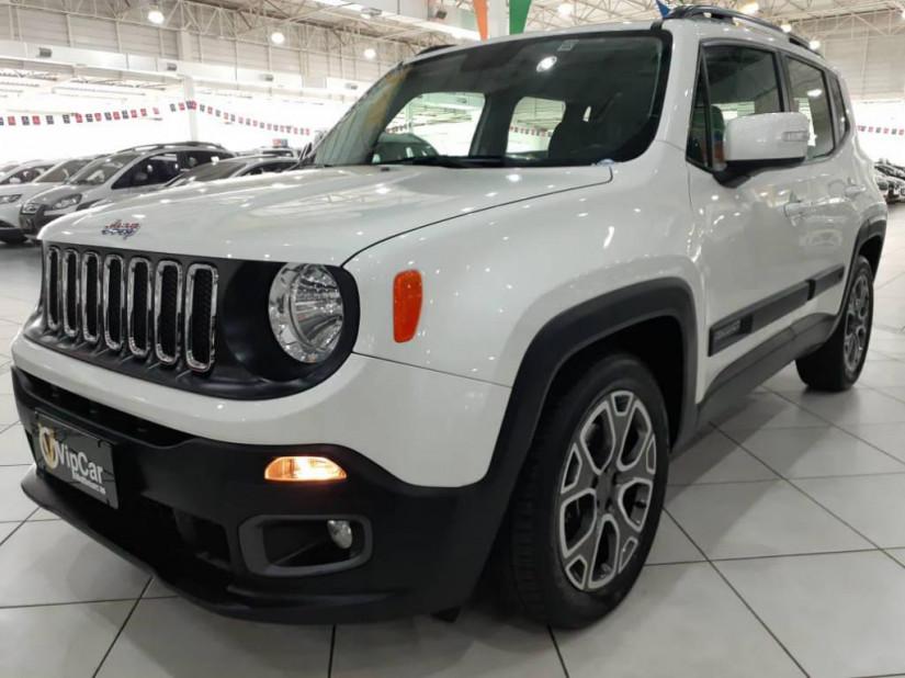 Jeep Renegade LONGITUDE AUT - 18/18