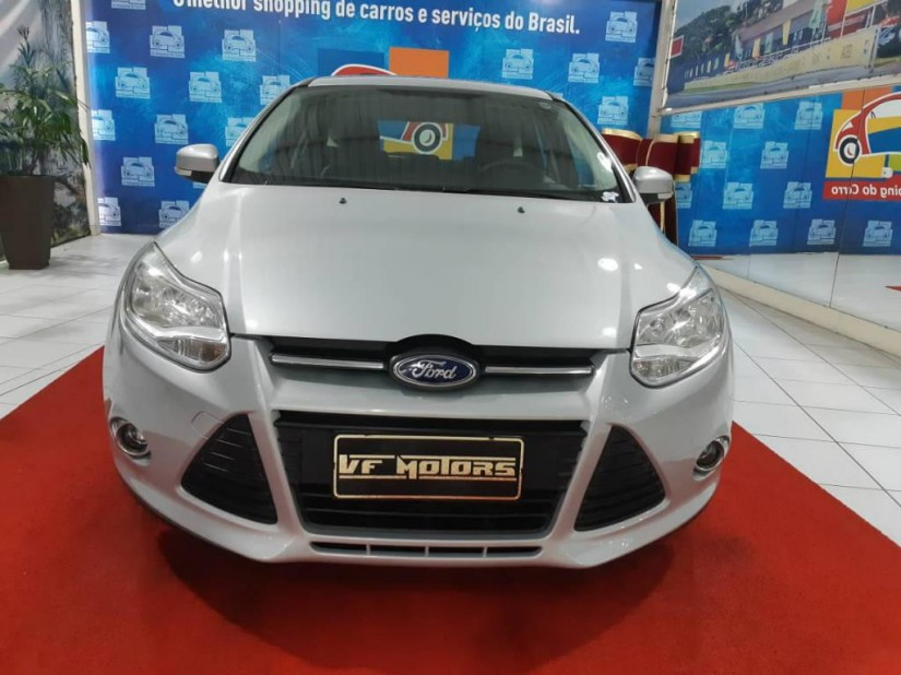 Ford Focus S AT 1.6 H - 14/15