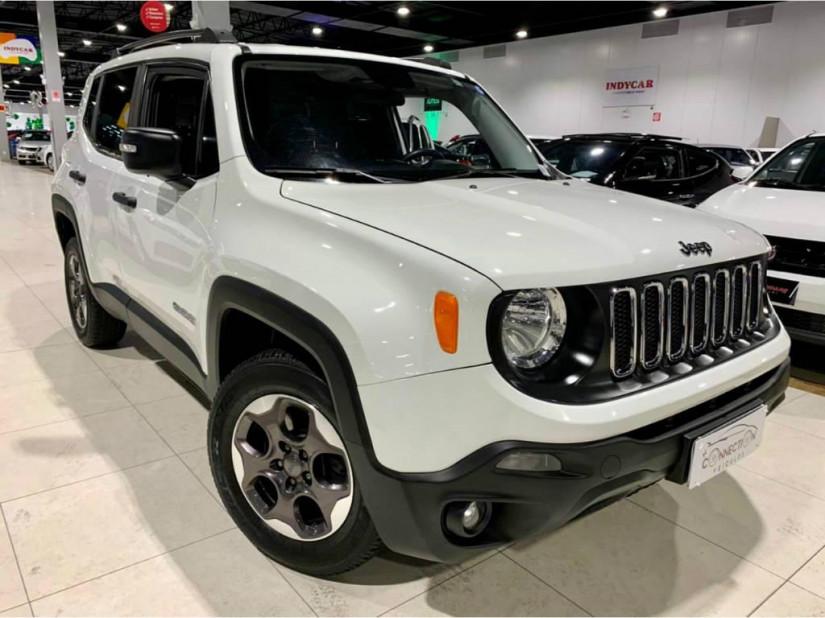 Jeep Renegade SPORT DIESEL AT - 15/16