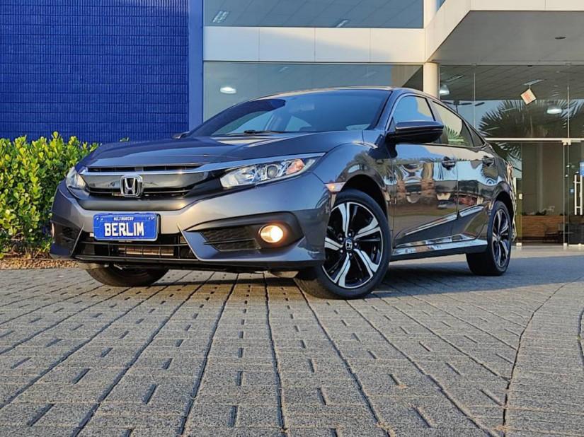 Honda New Civic EX - CVT - 155CV - 17/17