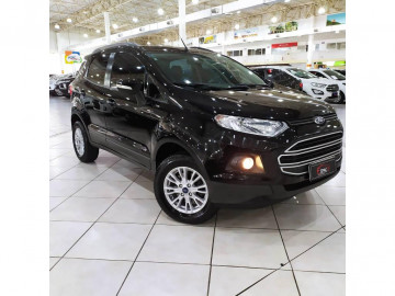 Ford EcoSport SE AT 1.6 - 16/17
