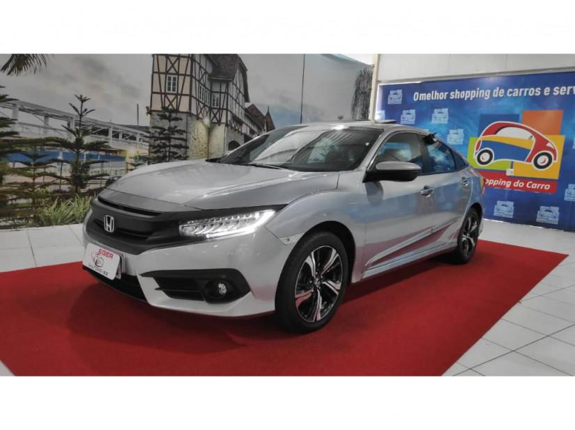Honda Civic TOURING CVT - 16/17