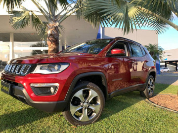 Jeep Compass Longitude - 18/18