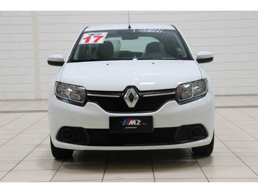 Renault Sandero expression 1.6 completo - 16/17