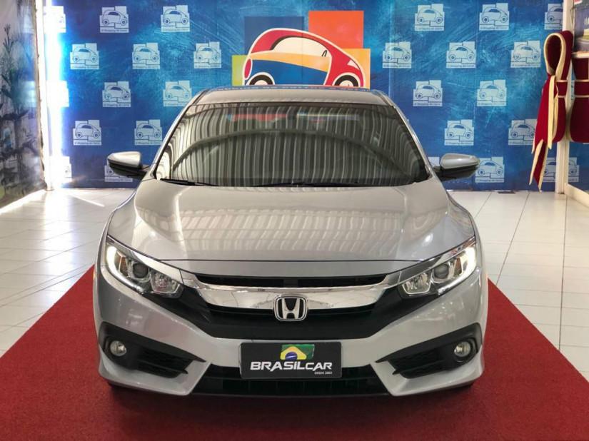 Honda Civic EXL 2.0 CVT - 16/17