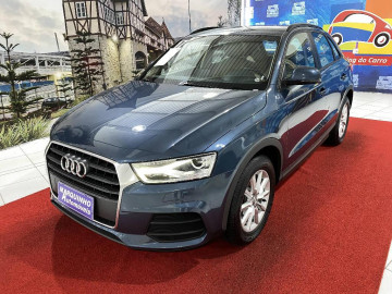 Audi Q3 Attraction 1.4 16v TFSI  - 17/17