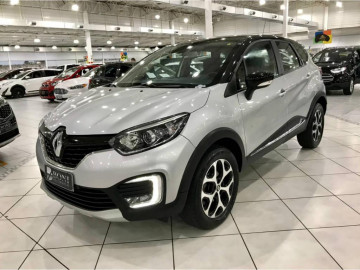 Renault Captur INTENSE 1.6 CVT - 18/19