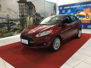 Ford New Fiesta Sedan 1.6 TIA - 14/15
