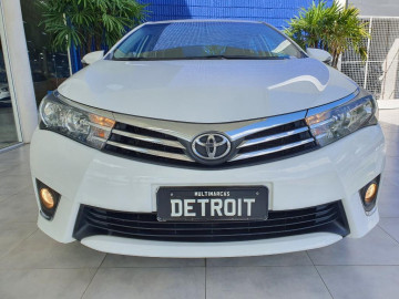 Toyota Corolla GLI 1.8 CVT - 15/16