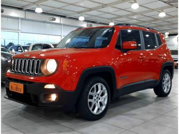 Jeep Renegade LNGTD AT - 15/16