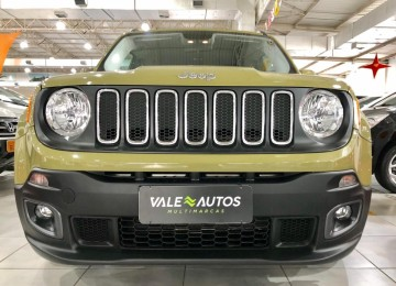 Jeep Renegade LONGITUDE  - 16/16