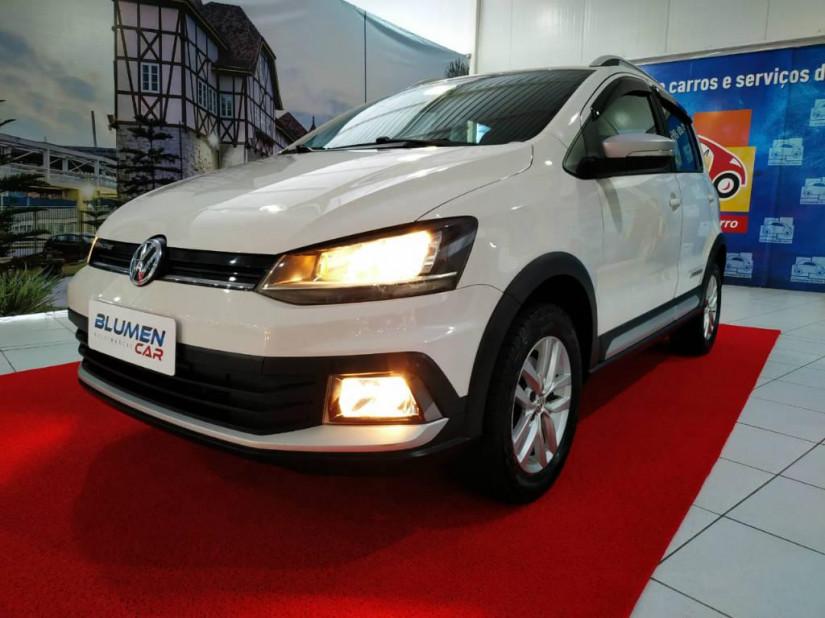 Volkswagen CrossFox 1.6 MSI  - 15/16