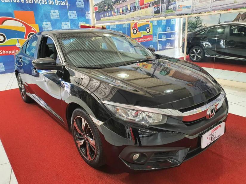 Honda Civic ELX CVT - 16/17