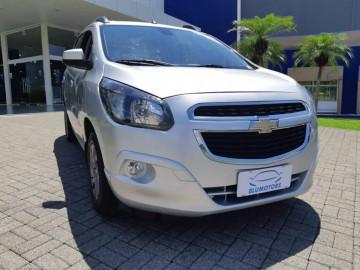 Chevrolet Spin 1.8 LT AT ADV - 16/17