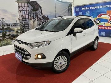 Ford EcoSport SE 1.6 Aut. - 16/17