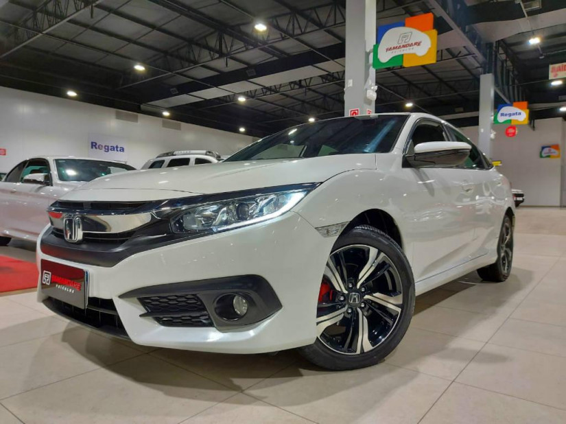 Honda Civic EXL 2.0 - 17/17