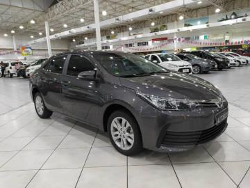 Toyota Corolla GLI18 CVT - 17/18